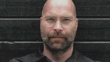 Söderslättsgymnasiets nya rektor Andreas Berntsen